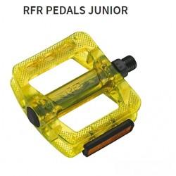 Pedaalid RFR Junior kollane