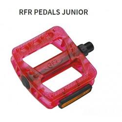 Pedaalid RFR Junior punane