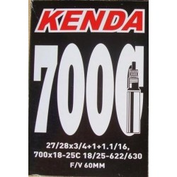 Sisekumm 700x18-25c 60mm...