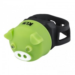 Tagatuli KLS Piggy roheline