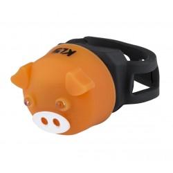 Tagatuli KLS Piggy oranž