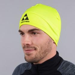 Müts FISCHER LAHTI kollane S/M