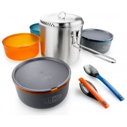 GLACIER STAINLESS DUALIST